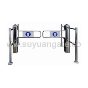Supermarket Security Swing Gate (DR-01) pictures & photos