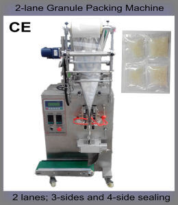 Automatic 2-Lane Granule Packing Machine pictures & photos