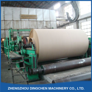 Full Production Line Kraft Paper Making Machine Price 2100mm 20-25tpd pictures & photos