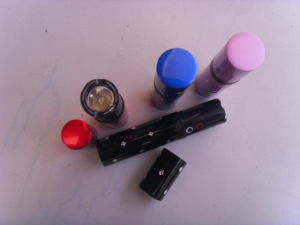 Self Defense Anti Riot Device Lipstick Stun Guns pictures & photos