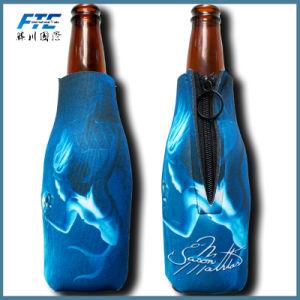 Customize Printing Logo Neoprene Beer Bottle Cooler pictures & photos