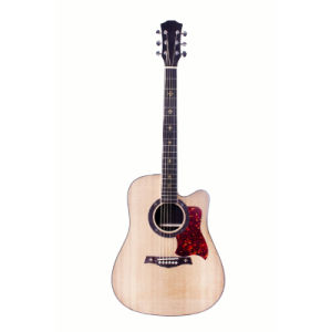 "41"" High Quality Spruce Top Acoustic Guitar pictures & photos"