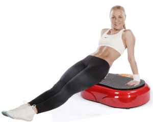 Healthmate Fitness Massager/Vibration Plate/Body Massager (CE RoHS) (HM01-08mA) pictures & photos