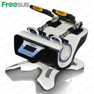 Freesub 2015 Sublimation Mug Heat Press Double-Station (St-210) pictures & photos