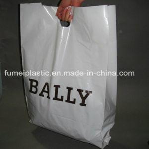 Biodegradable Transparent PE Plastic Shopping Bag