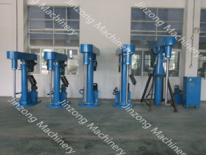 China Supplier Dispersers and Mixers for Manufacture Paints, Dyestuff, Pigment pictures & photos