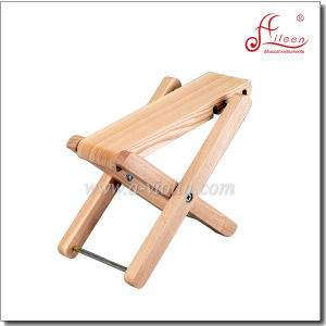 New Style Wooden Guitar Player Foot Stool (GS631) pictures & photos