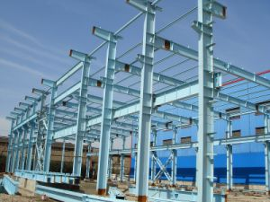 Steel Structure Prefabricated Building (warehouse/workshop)