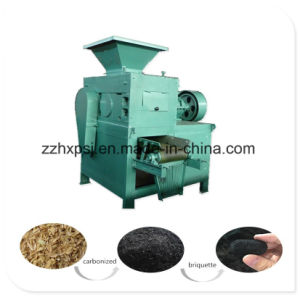 High Strength Coal Briquetting Plant, Coal Briquette Plant pictures & photos