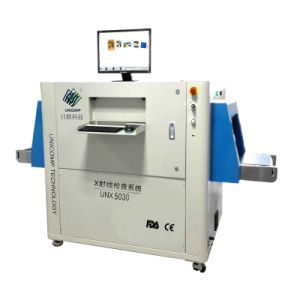 5030 X-ray Baggage Scanner -- FDA & CE Compliant