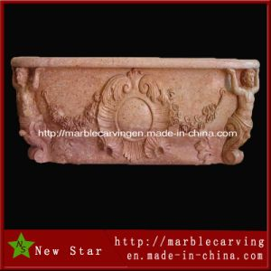 Cheap Stone Bath Tub Carving pictures & photos