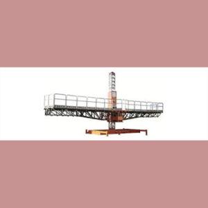 Mast Climbing Working Platform/Single pictures & photos