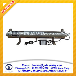 Ultraviolet Sterilizer / UV Sterilizer for Water Treatment pictures & photos