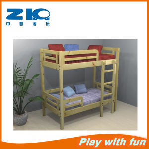 Modern Bunk Wooden Children Beds, Kids Bedroom Furniture pictures & photos