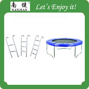 Outdoor Bunge Trampoline for Children Games pictures & photos