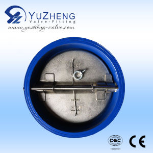 Stainless Steel Double Plate Check Valve pictures & photos