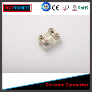 Customized Insulated Porcelain Terminal for Wire Connection pictures & photos