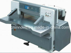 Microcomputer Hydraulic Paper Cutting Machine (920/1150) pictures & photos