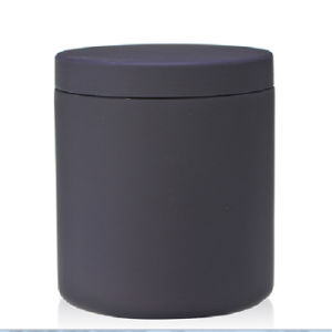 900ml Black Matte HDPE Plastic Package Bottle pictures & photos