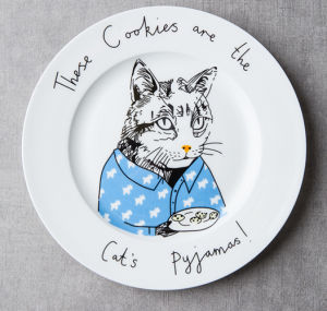 2017 Newest Arrived Ceramic Plate pictures & photos
