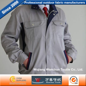 65% Polyester 35% Cotton Twill Fabric for Work Clothes pictures & photos