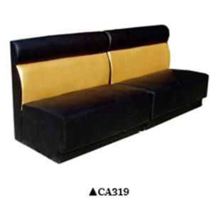 Leather Dining Chair/Restaurant Sofa with High Quality/Dining Set Ca319 pictures & photos
