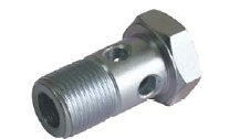 Metric Zinc Plated Banjo Bolt for Hydraulic Cylinder pictures & photos
