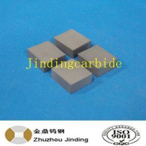Tungsten Cabride Wear Part for Grader Blade pictures & photos