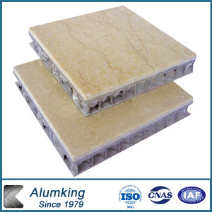 Marble Aluminum Honeycomb Panel for Building Material pictures & photos