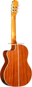 39′′ Middle Range Classic Guitar with EQ pictures & photos