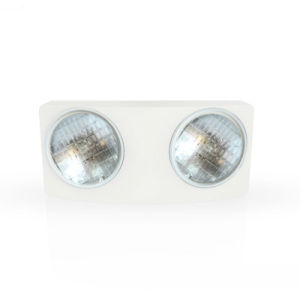 PC Double Round Spot LED Emergency Lamp for North American Market pictures & photos