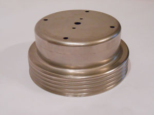 Copper Plating Deep Drawing Metal Parts Factory Supply pictures & photos
