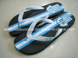 Newest Design Custom Summer Wholesale Flip Flops/Soft Rubber Mens Flip Flops pictures & photos
