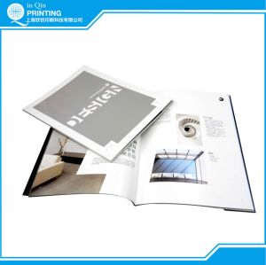 Printing Fashion Style A3 Magazine pictures & photos