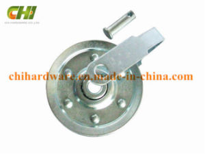 Steel Pulley of Sectional Garage Door Hardware pictures & photos