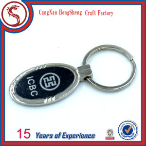 2016 Made in China Promotion Custom Metal Keychain pictures & photos