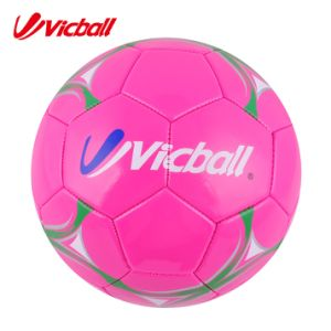 Customized Machine Sewing 32 Panels Deflated Soccer Balls pictures & photos