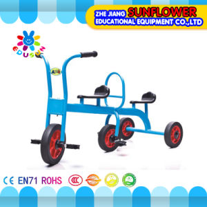 Child′s Foot-Operated Two-Wheeled Vehicle Three-Wheeled Vehicle (XYH-0133)