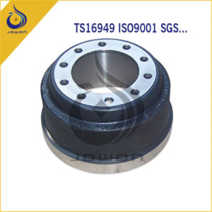 Factory Supply Truck Brake Drum with Ts 16949 pictures & photos