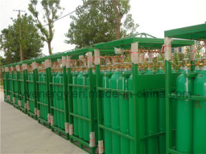 High Pressure Oxygen Argon Nitrogen Gas Cylinder Dnv Rack pictures & photos