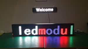 High Quality LED Bus Destination Board pictures & photos