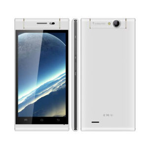 Mtk6572 Chip 5.0 Inch Cell Phone with Rotating Camera pictures & photos