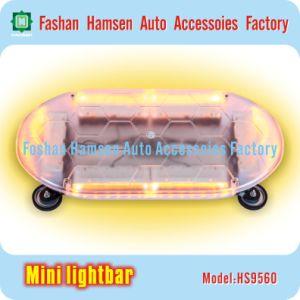 LED Reflector Emergency Amber Police Traffic Fire Warning Mini Lightbar