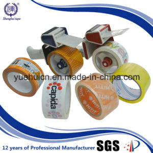Offer Printed with SGS Certificates Brown BOPP Tape pictures & photos
