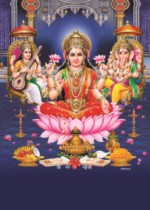 Custom Printing Cheaper Price 3D Indian God Picture pictures & photos