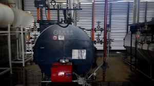 China Top Quality 3 Pass Fire Tube Steam Boiler pictures & photos