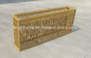 Garden Decoration Flower Pot/Handwoven Outdoor Furniture (BP-F10B) pictures & photos