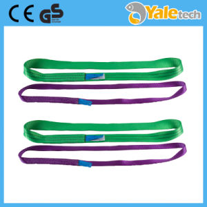 En1492-1 Ce and GS Certified Endless Flat Webbing Sling pictures & photos