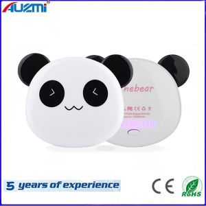 Universal Dual USB Mini Lovely Panda 4500mAh Power Bank