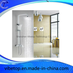 Factory Wholesale Stainless Steel Bathroom Shower Arm Headshower pictures & photos